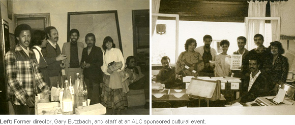 ALC sponsored cultural event